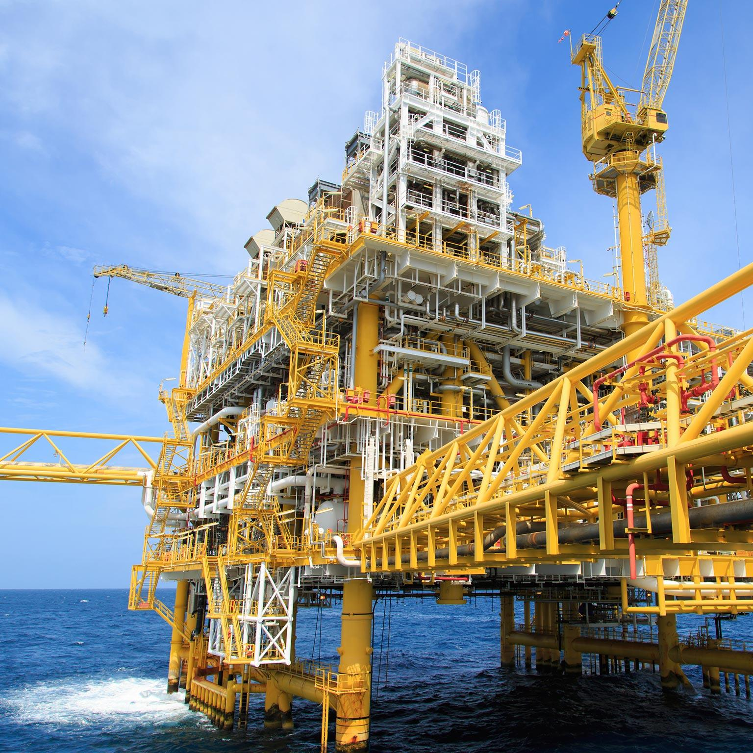 Rethinking The Oil And Gas Organization