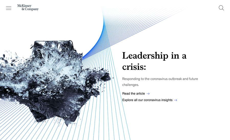 Leadership in a crisis: Responding to the coronavirus outbreak and future challenges