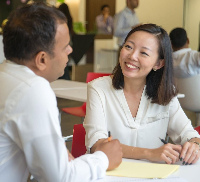 Working at McKinsey Singapore
