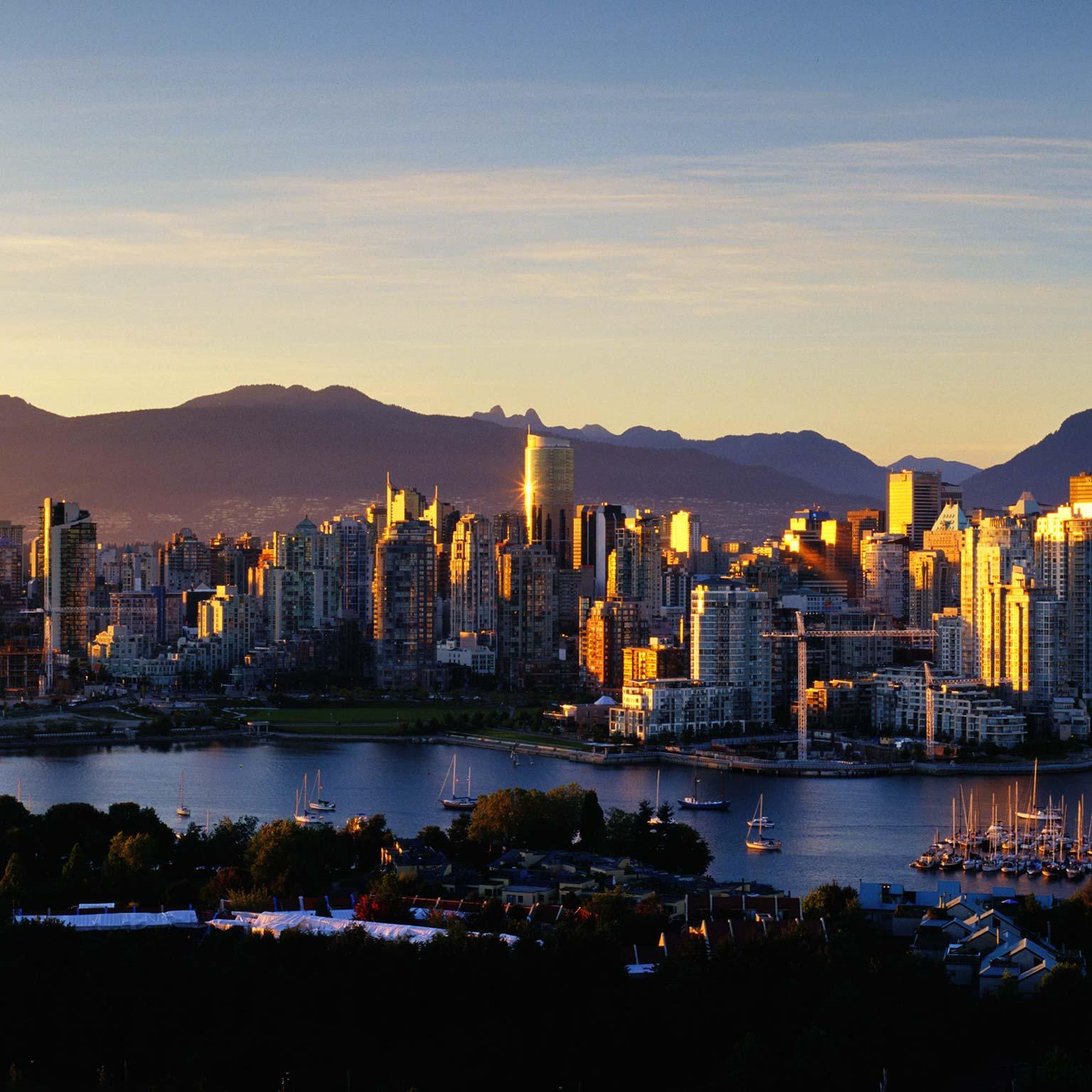Vancouver Bc Canada: McKinsey & Company