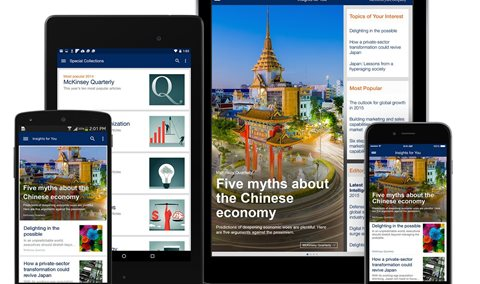 McKinsey Insights app