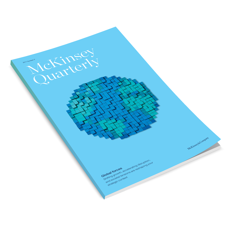 m a the mckinsey quarterly 2000 number I am a leader in mckinsey's sales & marketing practice and the firm's digital  sales initiative, where i help  february 2000 – present 18 years 8 months   lareina yee, susan colby, helen ma, kelsey robinson  mckinsey quarterly.
