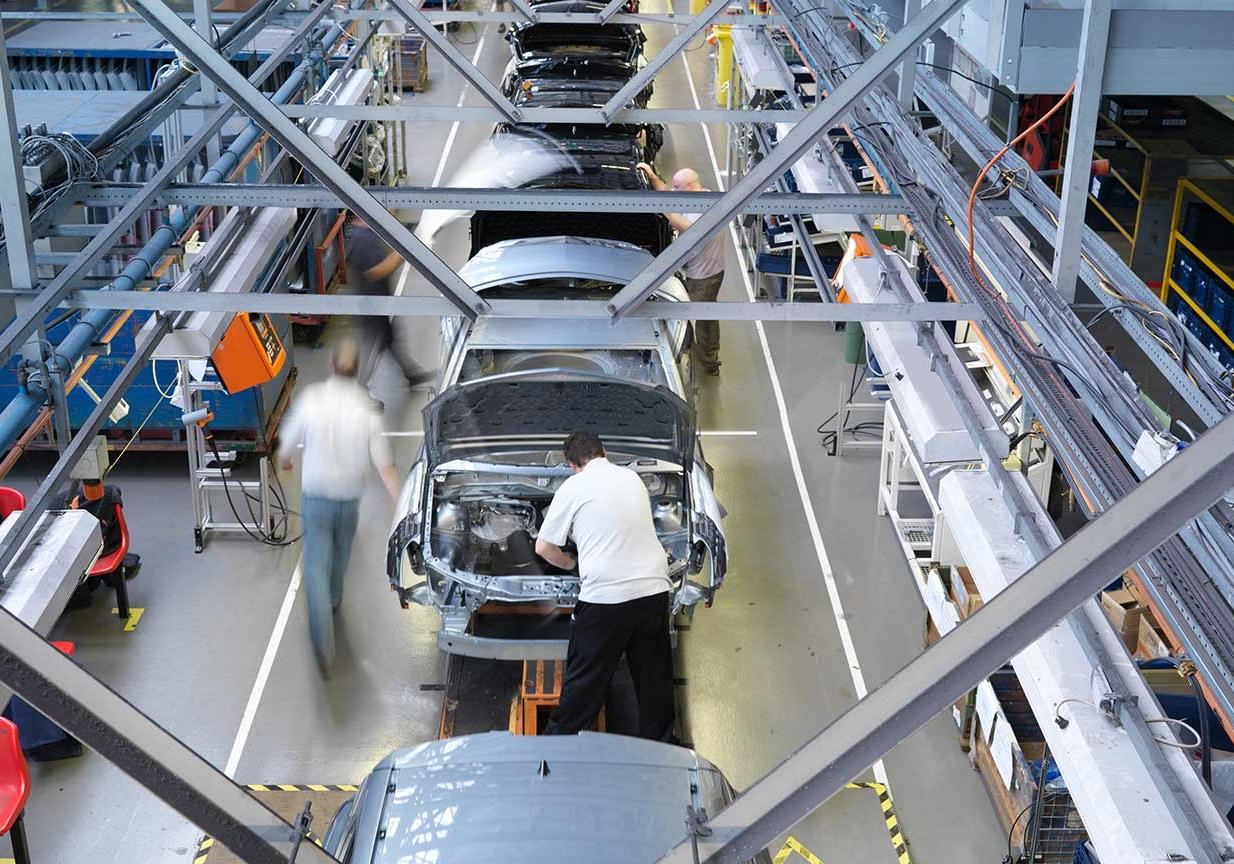 13% increase in volume for an EMEA automobile manufacturer