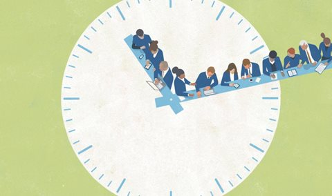Making time management the organization's priority