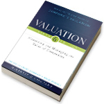 Valuation, 6th edition
